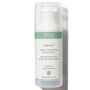REN Evercalm™ 超舒缓急救面膜