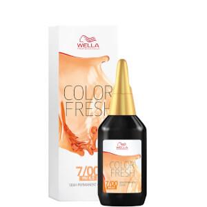 Wella Professionals Color Fresh Semi-Permanent Colour - 7/00 Natural Medium Blonde 75ml
