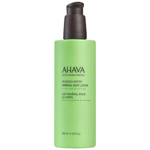 AHAVA 矿物质仙人球和辣木身体乳 241ml