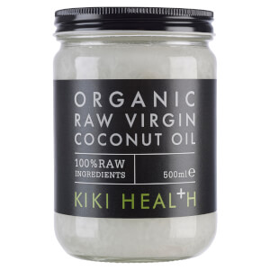 KIKI Health 有机冷压初榨椰子油 500ml