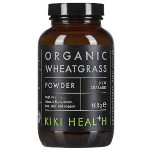 KIKI Health 有机小麦草粉 100g