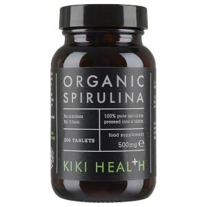 KIKI Health 有机螺旋藻片 | 200 片