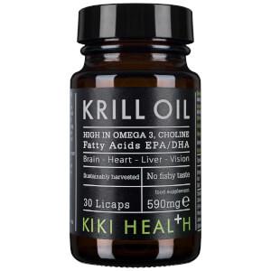 KIKI Health 磷虾油胶囊 | 30 粒