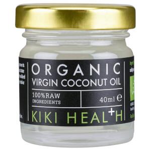 KIKI Health 有机冷压初榨椰子油 40ml