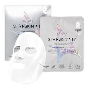 STARSKIN The Diamond Mask™ VIP 焕彩椰子生物纤维素第二皮肤面膜