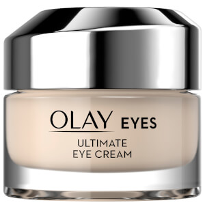 Olay Eyes Ultimate Puffy Eye Cream with Niacinamide and Peptides for Dark Circles 15ml