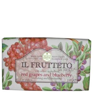 Nesti Dante 芳菲果园系列手工皂 250g | 红葡萄和蓝莓