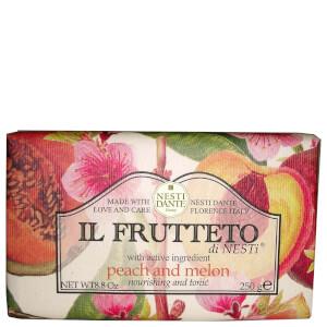 Nesti Dante 芳菲果园系列手工皂 250g | 鲜桃和甜瓜