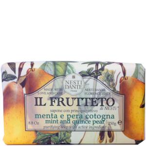 Nesti Dante 芳菲果园系列手工皂 250g | 薄荷和香木梨