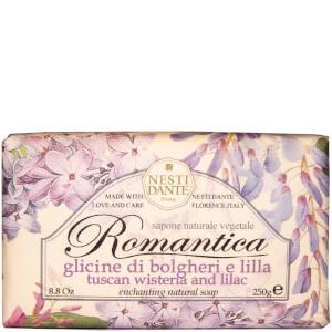 Nesti Dante Romantica Wisteria and Lilac Soap 250g