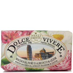 Nesti Dante 甜蜜之旅系列沐浴皂 250g | 比萨城