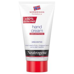Neutrogena 露得清挪威配方浓缩无味护手霜75ML