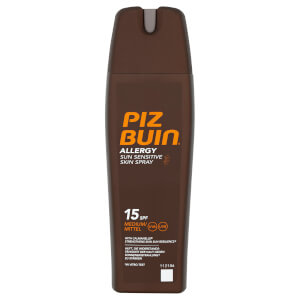 Piz Buin 阳光敏感肌肤专用防晒喷雾   中度 SPF15 200ml