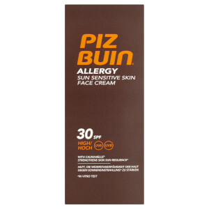 Piz Buin 阳光敏感肌肤专用面部防晒霜 高度 SPF30 50ml