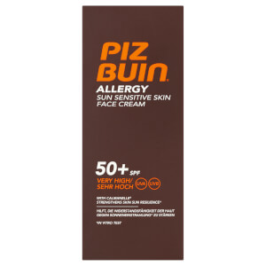 Piz Buin 阳光敏感肌肤专用面部防晒霜   极高度 SPF50+ 50ml