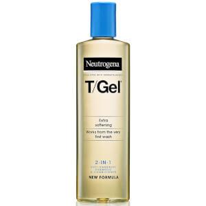 露得清 T/Gel 去头屑二合一洗发护发液 125ml