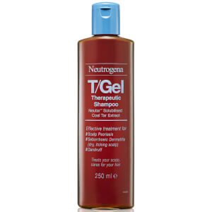 Neutrogena 露得清止痒去屑洗发水250ML