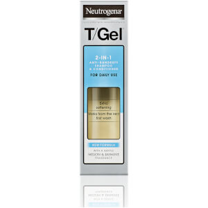 Neutrogena 露得清 T/Gel 2合1 去屑洗发水和护发素 250ML