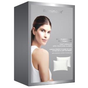 Iluminage 肌肤焕活枕套 x 2 - 白色款