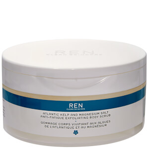 REN Clean Skincare Skincare Atlantic Kelp and Magnesium Salt Anti-Fatigue Exfoliating Body Scrub 150ml