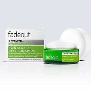 Fade Out 维他命强效系列均衡肤质日霜 50ml | SPF 25
