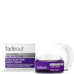 Fade Out 抗衰老强效系列均衡肤质晚霜