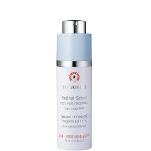 First Aid Beauty 皮肤实验室 0.25% 视黄醇精华 30ml | 适合敏感肤质和初用者