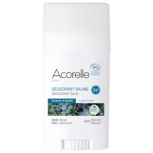 Acorelle 有机系列薄荷杜松香体膏 40g