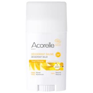 Acorelle 有机系列依兰花和玫瑰草香体膏 40g