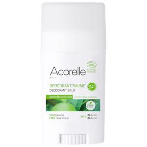 Acorelle 有机系列柠檬绿橘香体膏 40g
