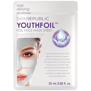 Skin Republic YouthFoil 童颜锡箔面膜 25ml