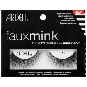 Ardell Faux Mink 假睫毛 | 811 款 黑色