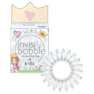 invisibobble 儿童发圈 - Princess Sparkle 透明闪光色