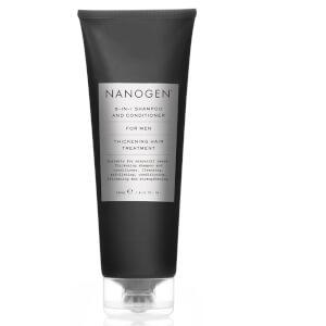 Nanogen 男士五合一去角质洗发护发乳