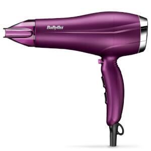 BaByliss 丝绒紫罗兰吹风机