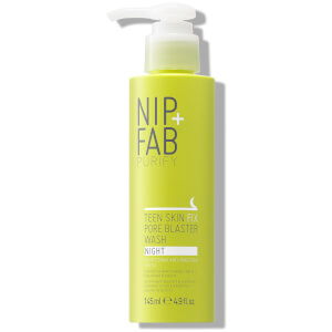 NIP + FAB 青少年祛痘夜用洁颜乳 145ml