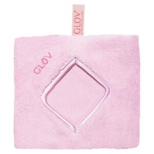 GLOV 舒适款清水卸妆巾 | 腼腆粉
