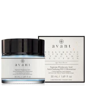 Avant Skincare 至尊系列玻尿酸焕采抗氧化双效保湿霜 50ml