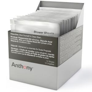 Anthony 洁肤巾 | 12 片装
