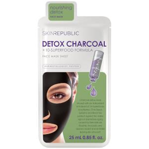 Skin Republic 超级食物排毒 + 竹炭面膜 | 25ml