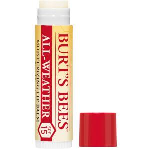美国小蜜蜂纯天然保湿防晒润唇膏 SPF15 4.25g