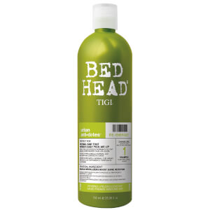 TIGI Bed Head 都市排毒焕活日间洗发水 750ml | 针对正常发质