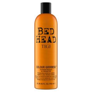 TIGI Bed Head 护色精油洗发露 750ml   针对染色头发