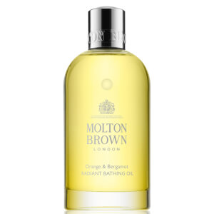 Molton Brown 橙子和佛手柑亮泽沐浴油 200ml