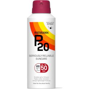 Riemann P20 持久防晒喷雾 SPF50 150ml