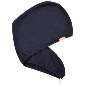 Aquis 单色奢华版干发帽 | 暴风雨蓝