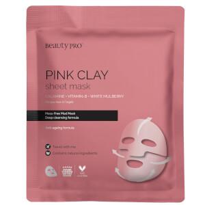 BeautyPro 提拉紧致 3D 泥面膜