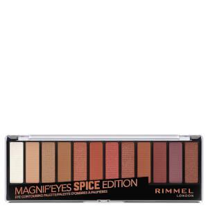 Rimmel Magnif'eyes 12 色眼影盘 14g | 玩味色系