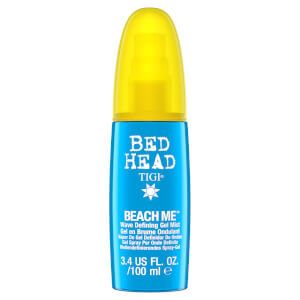 TIGI Bed Head Beach Me 卷发用啫喱喷雾 100ml