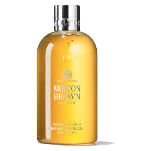 Molton Brown 岩兰草与葡萄柚沐浴啫喱 300ml